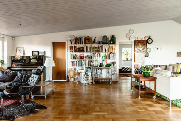 Mid-Century Wohnbereich by Nadja Endler | Photography