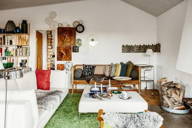 Scandinavian Living Room by Nadja Endler | Photography