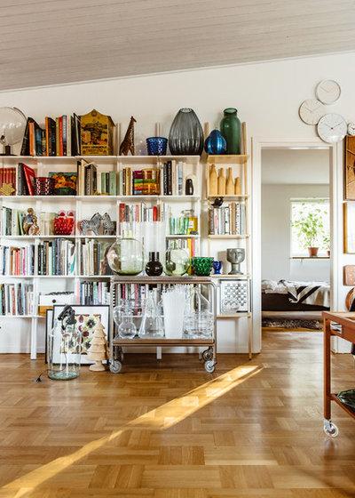 Midcentury Living Room by Nadja Endler | Photography