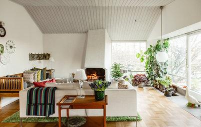 My Houzz: Questa Casa È L'Emblema della Bella Vita Degli Svedesi
