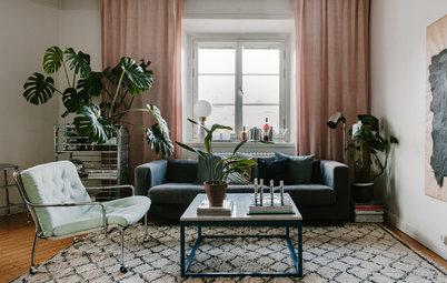 Houzzbesuch: Scandi-Wohnung mit Möbelfunden und Eigenentwürfen