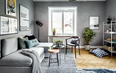 Smarte tips: Sådan tryller indretnings-stylisten inden åbent hus
