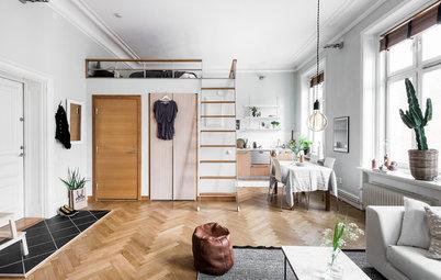 Fråga experten: Vilka är de smartaste tipsen för compact living?