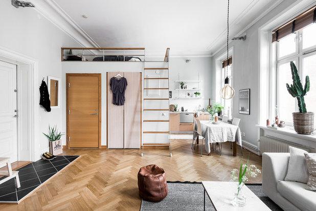 Scandinavian Living Room by papac media AB