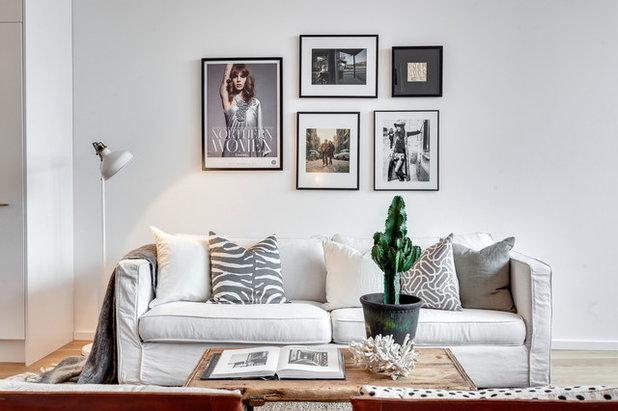 Scandinavian Living Room by Henrik Nero