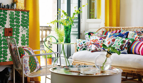 10 Ways to be Inspired by Josef Frank and Add Colour to Your Home