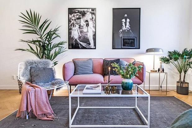 Scandinavian Living Room by Move2