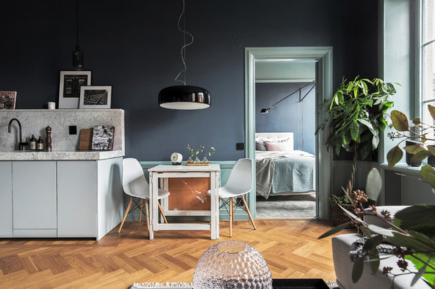 Scandinave Salon by Scandinavian Homes