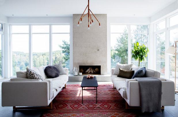 Sådan får du en optimal indretning af stue