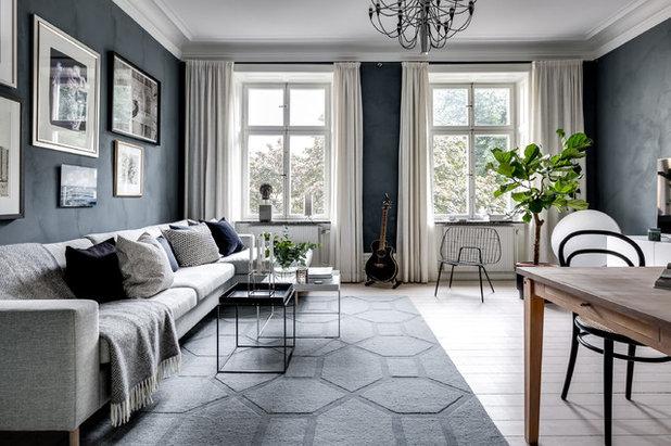 Skandinavisch Wohnbereich by DREAMHOUSE decorations
