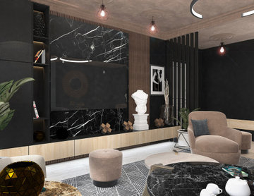 Lägenhet i Moskva Citi