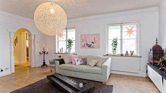 Lägenhets styling 2