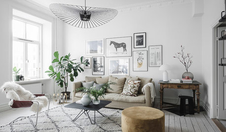 How Do I... Give my Open-Plan Room a Scandi Feel?