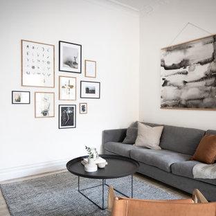Idéer för ett skandinaviskt vardagsrum