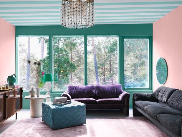 Come arredare casa con il color acquamarina