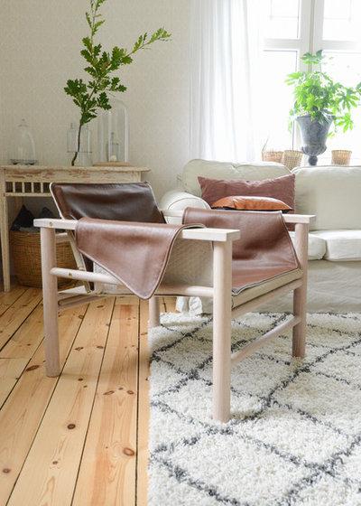 Scandinavian Living Room by www.adddesign.se