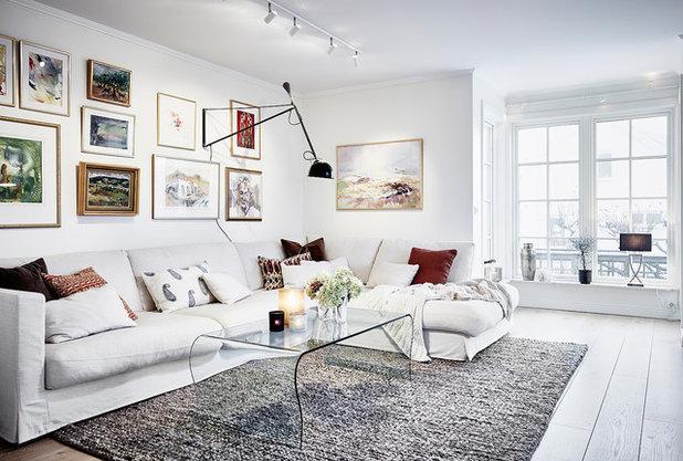 Scandinavian Living Room by Studio A3