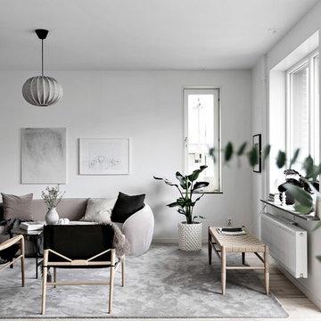 Modern nyproducerad lägenhet på Södermalm