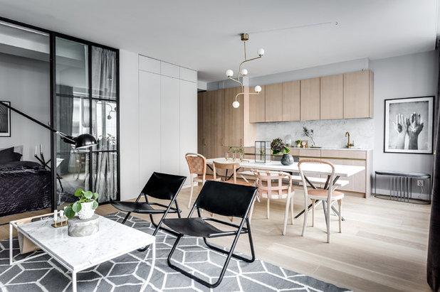 Skandinavisch Wohnbereich By Henrik Nero