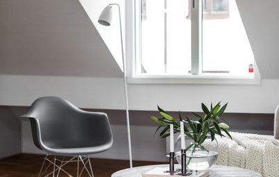Stensäkra marmordetaljer som gör hemmet trendigt på en liten budget