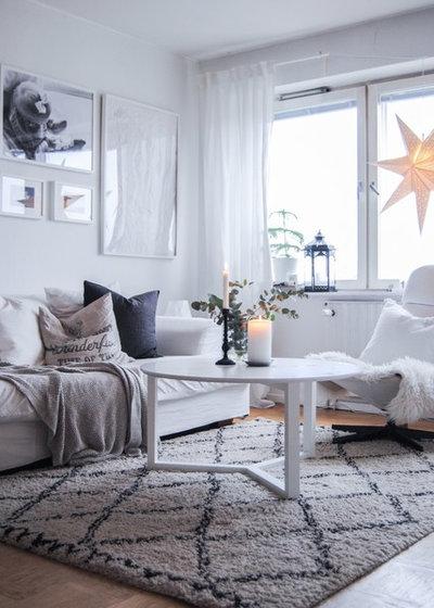 Living Room by Vitt och Lite Till