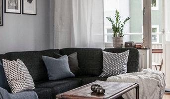 Planering och styling av vardagsrum
