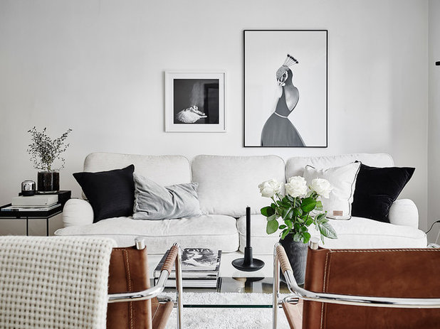 Moderne Salon by Anders Bergstedt Photography