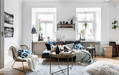 How to Cook Up an Authentic Scandi-Style Living Room