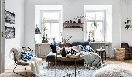 8 Soggiorni in Perfetto Stile Scandinavo e Come Ricrearli a Casa