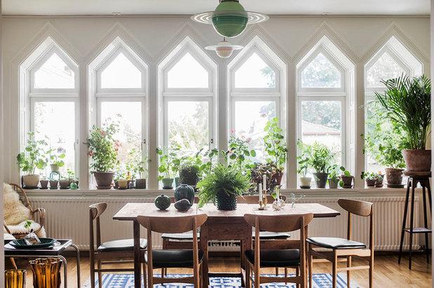 Scandinavian Living Room RETRO - Jönköping