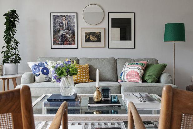 Scandinavian Living Room By Alvhem Mäkleri U0026 Interiör