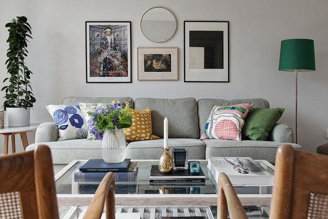 Scandinavian Living Room by Alvhem Mäkleri & Interiör