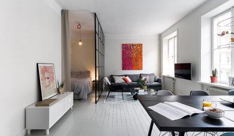 Lev väl i små hem: Få ut mer av din lilla bostad