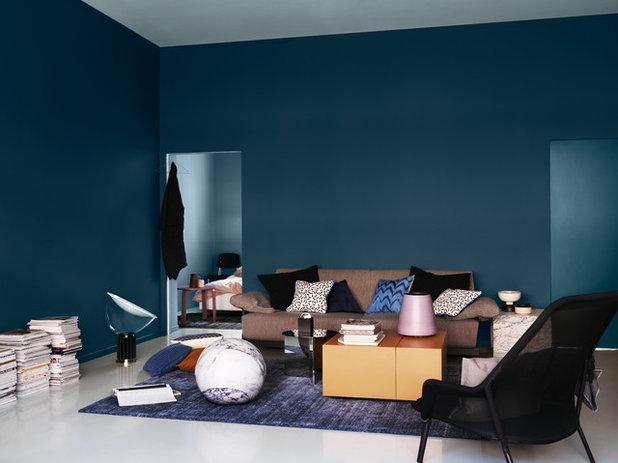 Modern Vardagsrum by Alcro