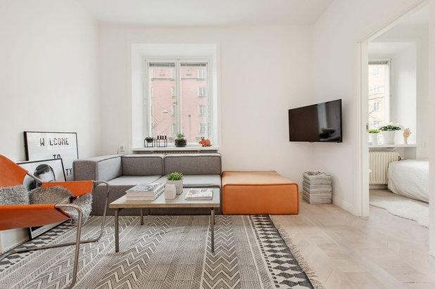 Scandinave Salon by Scandinavian Homes