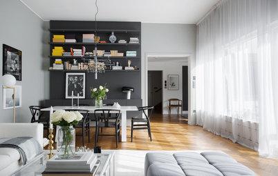 Houzzbesuch ein berliner zuhause zwischen boho und chanel - Wie kann man ein kleines wohnzimmer einrichten ...