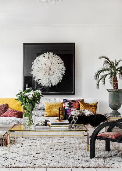 Tropical Living Room Sköna Hem - Köpenhamn