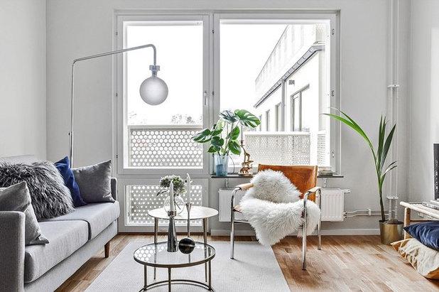 北欧 リビング by Top Interior Design