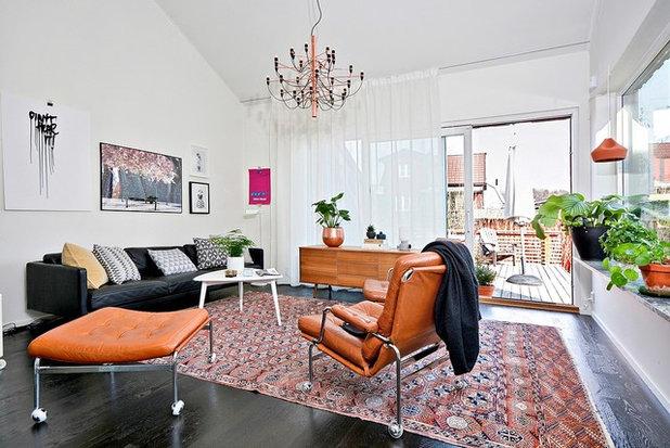 Trends: få succes med lange og luksuriøse gardiner