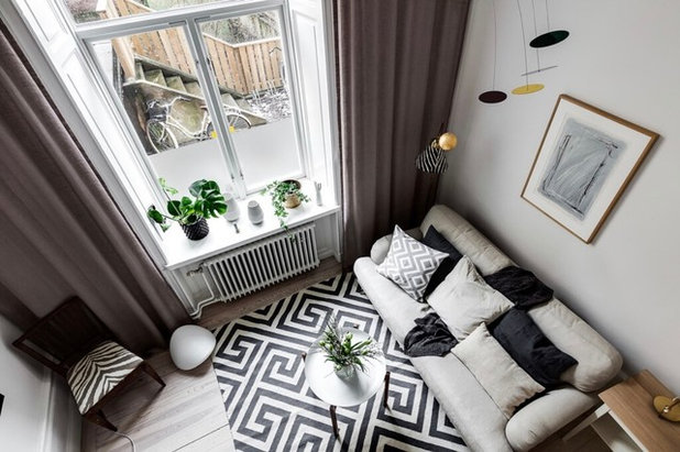 Scandinavian Living Room by STIL & Inredning