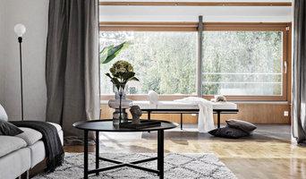 Styling villa Enskede