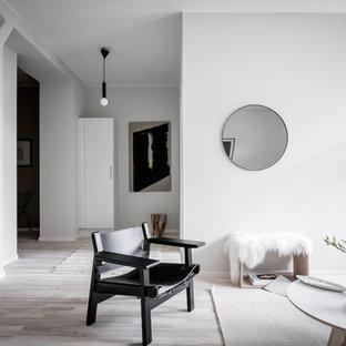 Idéer för att renovera ett nordiskt vardagsrum