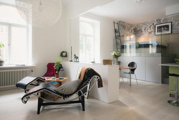 Contemporary Vardagsrum by Fredric Boukari Photography