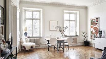 Totalrenoverad Lägenhet i Göteborg
