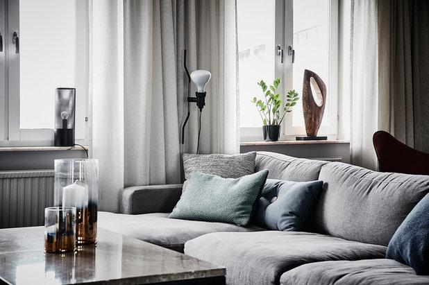 Skandinavisk Vardagsrum by Studio A3