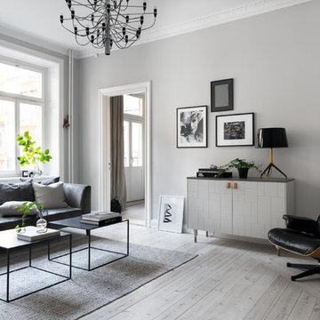 Two-room flat in Vasastan