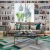 10 steg till den perfekta layouten i vardagsrummet