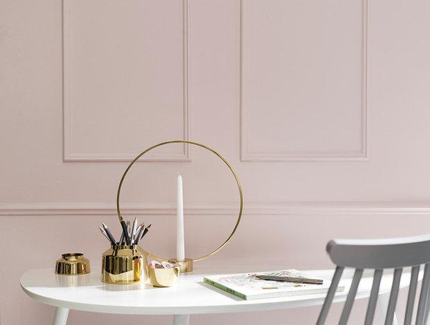 altrosa kombinieren so wirkt der puderton modern. Black Bedroom Furniture Sets. Home Design Ideas