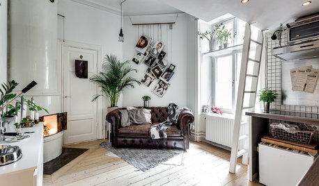 Så får du ett vardagsrum för alla på liten yta: 8 smarta tips