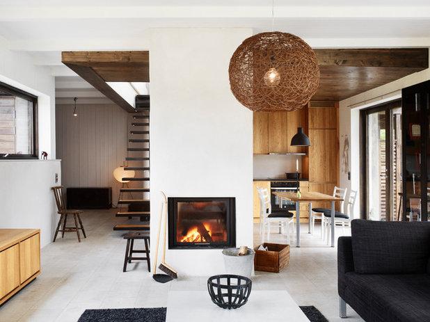 Schweden liebens luftig: eine Indoor-Outdoor-Küche auf Gotland